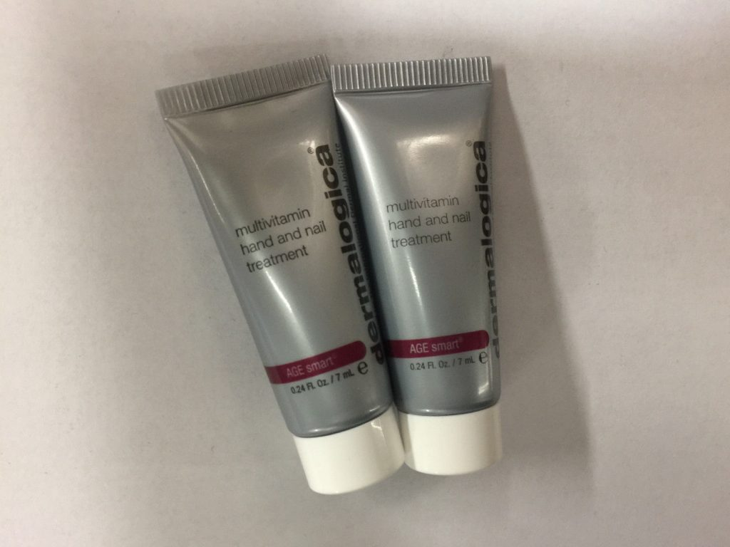 age smart multivitamin hand and nail treatment