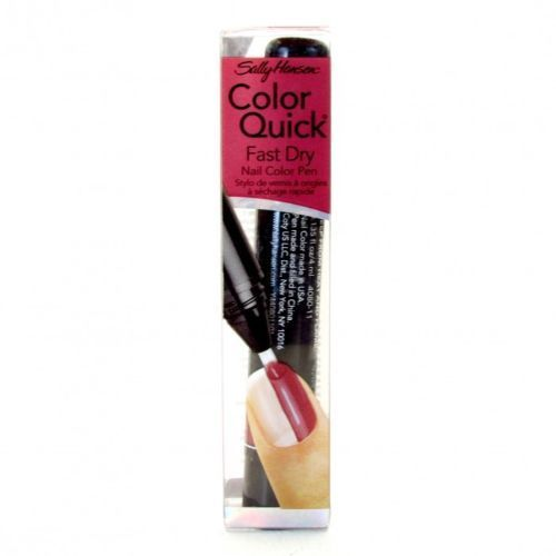 Sally Hansen Pen 11 Stone Color Quick Fast Dry Nail