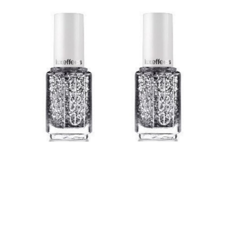 Essie Luxeffects Nail Polish Color (Shiny Silver) 958 Set In Stones ...