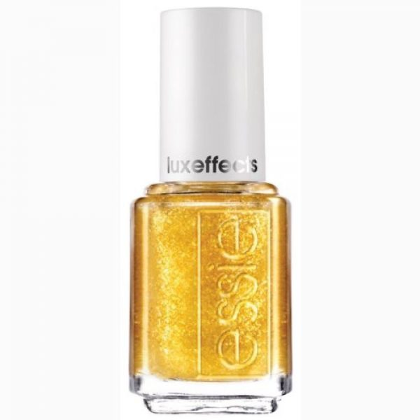 Essie Luxeffects Golden Yellow Nail Polish Model 950