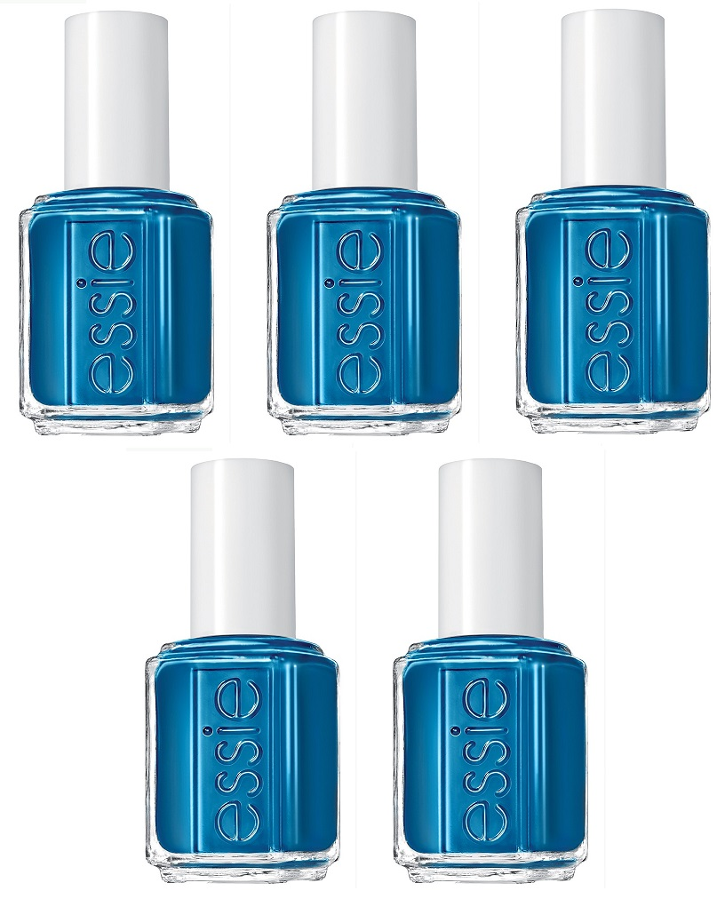 Essie Nail Polish, 1057 Hide And Go Chic, Blue Choose Your Pack ...